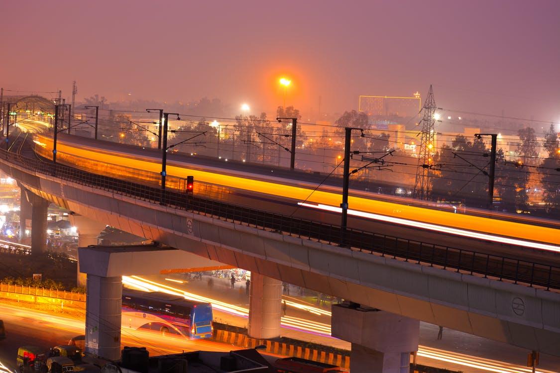 Railway, highway, bridges project funding
